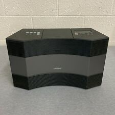 Bose Acoustic Wave Music System Ii Cd Player Am Fm Radio Aux *Parts/Repair*