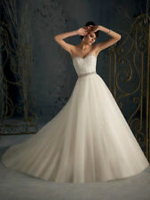 Morilee Crystal/Diamante Wedding Dresses