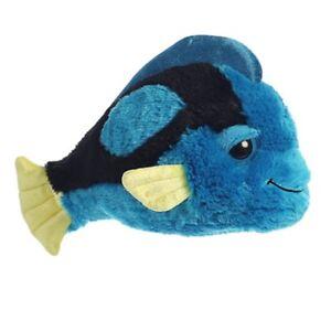 Aurora Dreamy Eyes Tango Wango Fish Plush Soft Toy 30cm Brand New