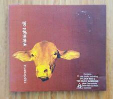 MIDNIGHT OIL - Capricornia CD 2001 Peter Garrett