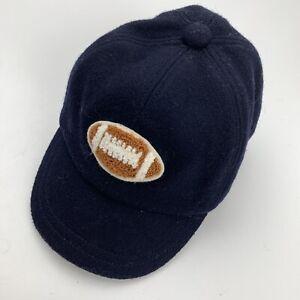Gymboree Size 0-12 Months Football Cap Hat Baseball