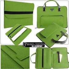 "Felt Wool Carry bag + Sleeve Bag For Apple Macbook Air/Pro/Retina 11"" 13"" 15"""