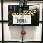 Golden Horizons Aluminum 41T 64 Pitch Pinion Gear Orange 01264