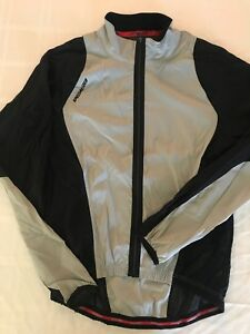 Specialized Women's M? Cycling Wind Light Weight Full Zip Jacket Zip Pockets TS8