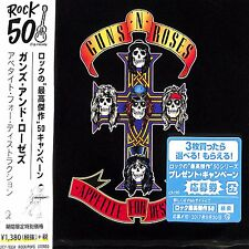 GUNS N ROSES - Appetite For Destruction - Japan Limited Edition - UICY-78334 CD