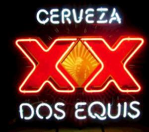 "New  Cerveza XX Dos Equis Beer Man Cave Neon Light Sign 20""x16"""