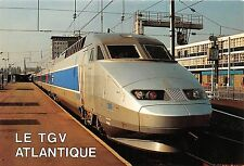BF37949 tgv atlantique nantes  train railway chemin de fer