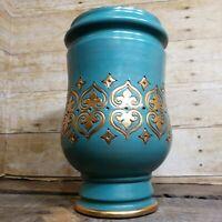 VINTAGE Mid Century MCM Italy Italian Ceramic Vase Art Pottery