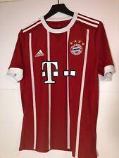 Adidas Youth Bayern Munich Replica Jersey Size XL Xlarge Red 2017/18 AZ7954