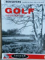 Walton Heath Golf Club: Golf Illustrated Magazine 1966