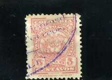COLOMBIA, STATE ANTIOQUIA- >> ARMS   < ROSE<   1902