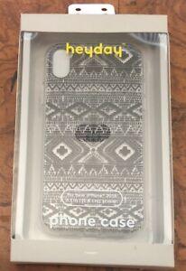 heyday™ Apple iPhone XR Print Case - Black