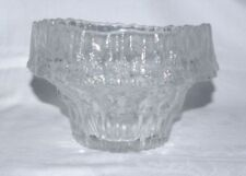 Bowl Hand Blown Crystal Glass