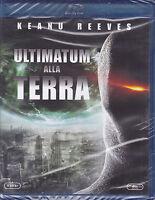 Blu-ray **ULTIMATUM ALLA TERRA** con Keanu Reeves nuovo sigillato 2008