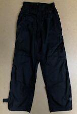 COLUMBIA Packable Omni-Tech Snow Ski Pants Waterproof Black Men's Small