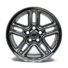 """18"""" LAND ROVER DISCOVERY 1999 2000 2001 2002 2003 2004 WHEELS CHROME OEM 72152 4"""