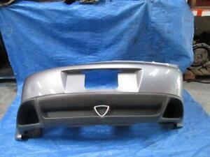2006 MAZDA RX8 REAR BUMPER BAR