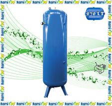 Serbatoio verticale aria compressa 270 litri 11 bar + Kit accessori BAGLIONI