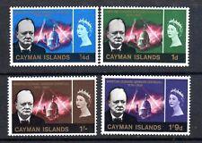 CAYMAN ISLANDS 1966   SG188/91   Churchill set    mnh um