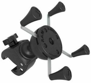 RAM-HOL-UN7-400U RAM Mounts Tough-Claw™ Mount with Universal X-Grip Phone Holder