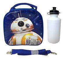 Licensed Boys Disney Star Wars BB-8 Lunch bag - Blue