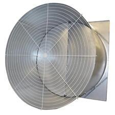 Dayton 49yw54 54 Diameter 1 12 Hp High Efficiency Agricultural Exhaust Fan
