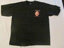 1998 Matchbox 20 Black Tour Shirt-Never Worn