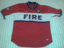 Chicago Fire Stoichkov Barcelona Bulgaria CSKA Sofia shirt size M