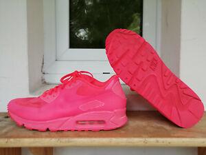 Nike Air Max 90 HYPERFUSE original Nike!! Farbe solar red, Gr. 45 - 29 cm innen