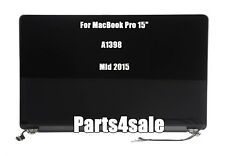 """A1398  Mid 2015 Display LCD Screen Assembly for 15"""" Macbook Pro Retina EMC 2910"""