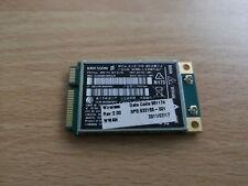 HP HS2340 HSPA+ 21Mbps WWAN Wireless Mobile Broadband Module F5521GW 632155-001