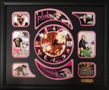New Pink Signed Limited Edition Memorabilia Framed