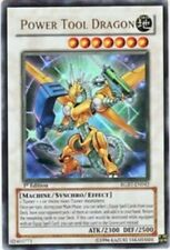YuGiOh Power Tool Dragon - RGBT-EN042 - Ultra Rare - 1st Edition Lightly Played