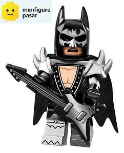Lego 71017 The Batman Movie Minifigure : No 2 - Glam Metal Batman - New