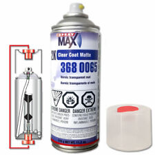SprayMax 3680061 2K Glamour High Gloss Clear Coat