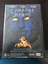 Campfire Stories ex-rental region 4 DVD (2001 horror movie) rare