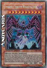 Immortale Terrestre Wiraqocha Rasca ☻ Segreta ☻ CT06 IT004 ☻ YUGIOH ANDYCARDS