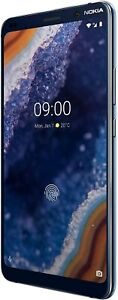 Nokia 9 PureView TA-1087 128GB - Blue (Unlocked) Smartphone