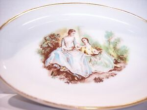 BAVARIAN PORCELAIN DISH, VALUE BUY, ESTATE SALE- CLEARANCE SALE- CLOSEOUT SALE