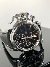Graham Chronofighter Vintage, 99% LNIB, Complete Set, Factory Warranty, Mint...