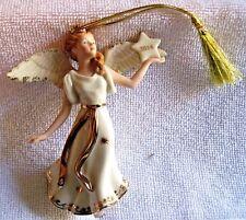 Lenox L/E 2014 Annual Angel Ornament Figurine Wings Of Glory Christmas Blonde