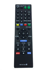 New REMOTE RMT-B119A Replaced for Sony Blu-Ray DVD Disc Player BDP-S390 BDP-S590