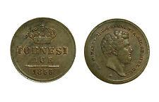 pci3272) Napoli Regno delle Due Sicilie Ferdinando II - 2  tornesi 1856
