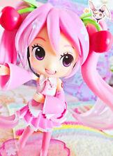Vocaloid Hatsune Miku Sakura Doll Crystal Figur Kawaii Anime Manga Japan + OVP
