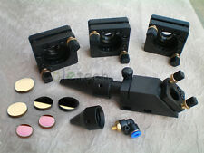 CO2  Laser Head / Mirror and Lens Integrative  Mount for 100W CO2 tube or above
