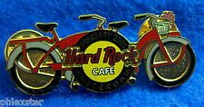 Amsterdam Holandesa Moto Series Tandem Bicycle Febrero 2005 Hard Rock Café Pin