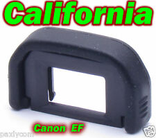 Eyecup Eye Cup Canon EF EOS 600D 40D 30D 20D 10D D60 D30 SL Digital Rebel XTi