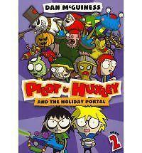Pilot and Huxley and the Holiday Portal (Pilot & Huxley),Dan McGuiness,New Book