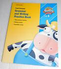 Pearson Scott Foresman Reading Street Grade 1 Grammar Writing Practice Book
