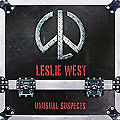 Leslie West - Unusual Suspects NEW LP